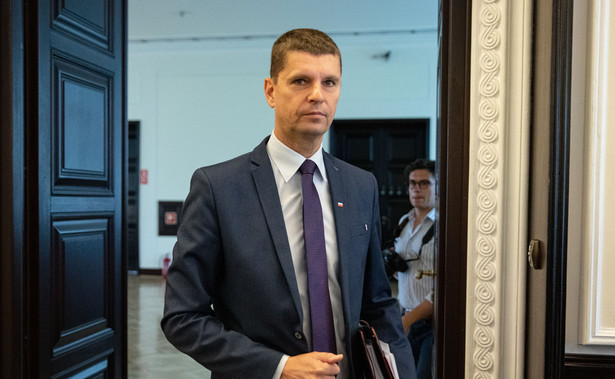 Dariusz Piontkowski już podjął rozmowy z resortem finansów w sprawie wysokości subwencji na 2020 r. Zdaniem samorządów jest ona za mała w stosunku do potrzeb.