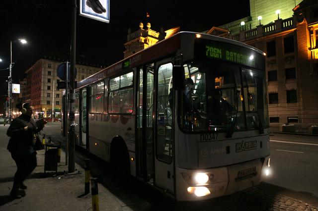 Noćni prevoz