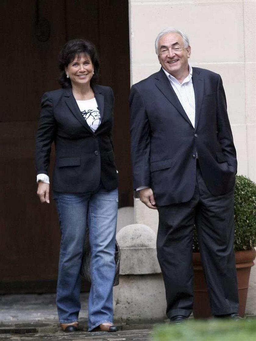 Dominique Strauss-Kahn bohaterem filmu porno