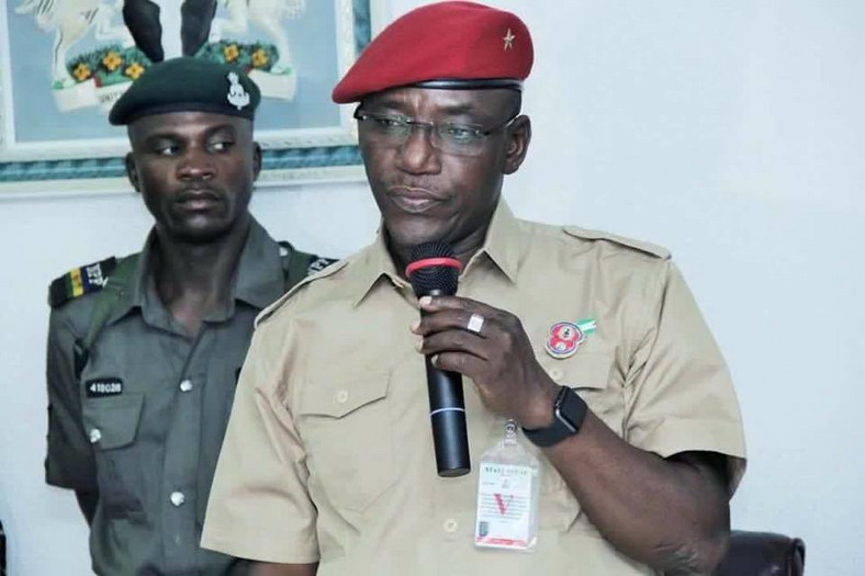 Solomon Dalung has made and backed allegations against NFF but has never used his authority to launch a proper investigation.