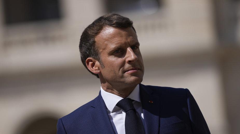 Prezydent Francji zwołuje Radę Bezpieczeństwa Narodowego w sprawie Pegasusa