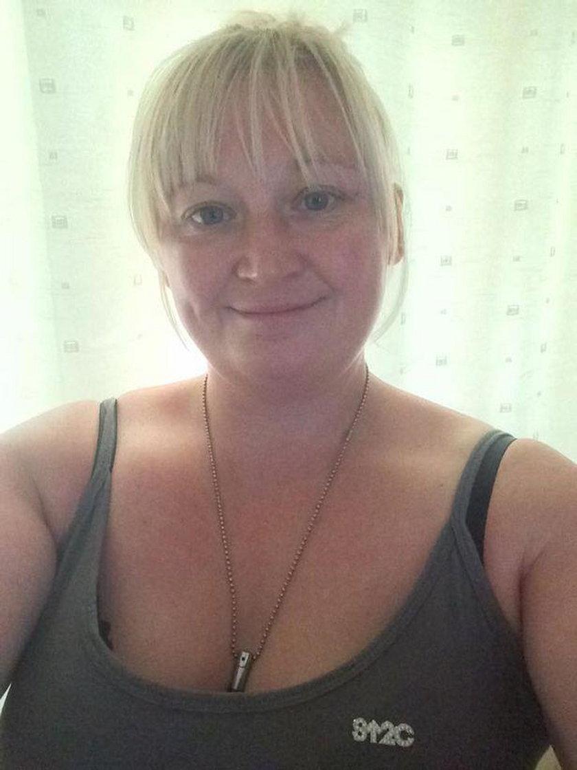 38-letnia Vicky Fenn
