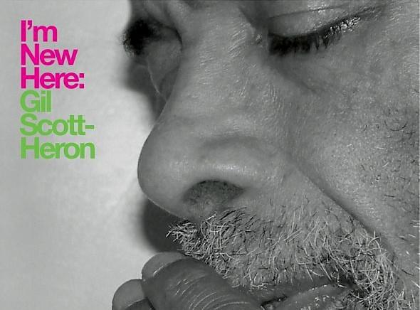 """Czarnoskóry bard Gil Scott-Heron wrócił między żywych z płytą """"I'm New Here"""""""