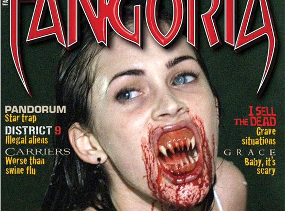 Zobacz przerażającą Megan Fox