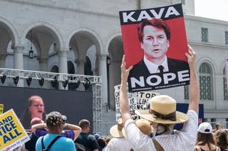 Brett Kavanaugh - sędzia, który molestował kobiety