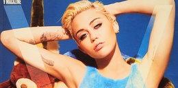 """Miley na wrześniowej okładce """"V Magazine"""""""