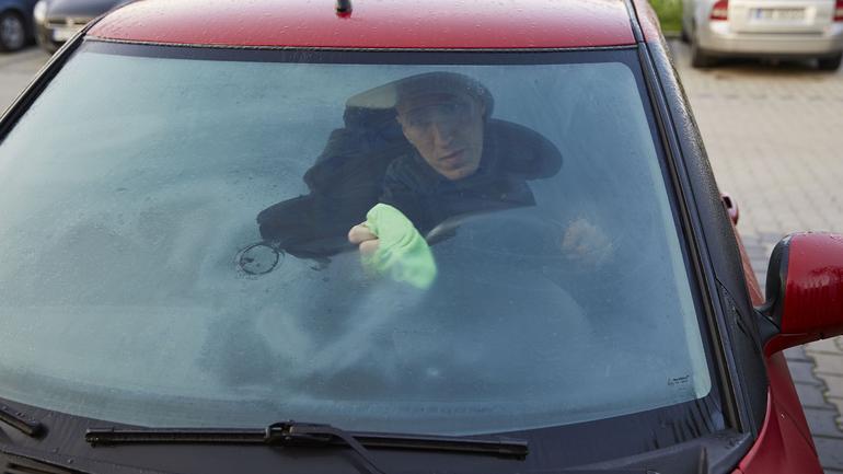 Popraw widoczność w swoim samochodzie