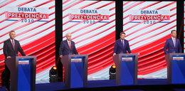Kto jest największym przegranym debaty? Politycy nie mają wątpliwości