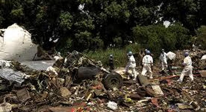 10 dead in South Sudan plane crash