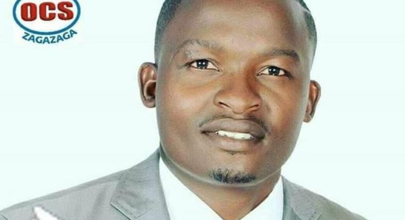 Former UoN student leader Samuel Ragira alias OCS Ragira