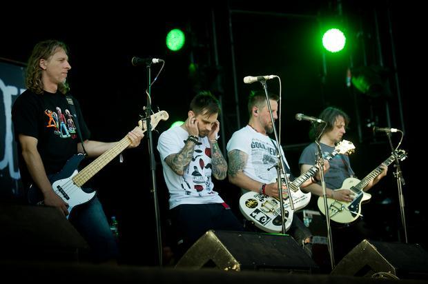 Luxtorpeda na Life Festival Oświęcim