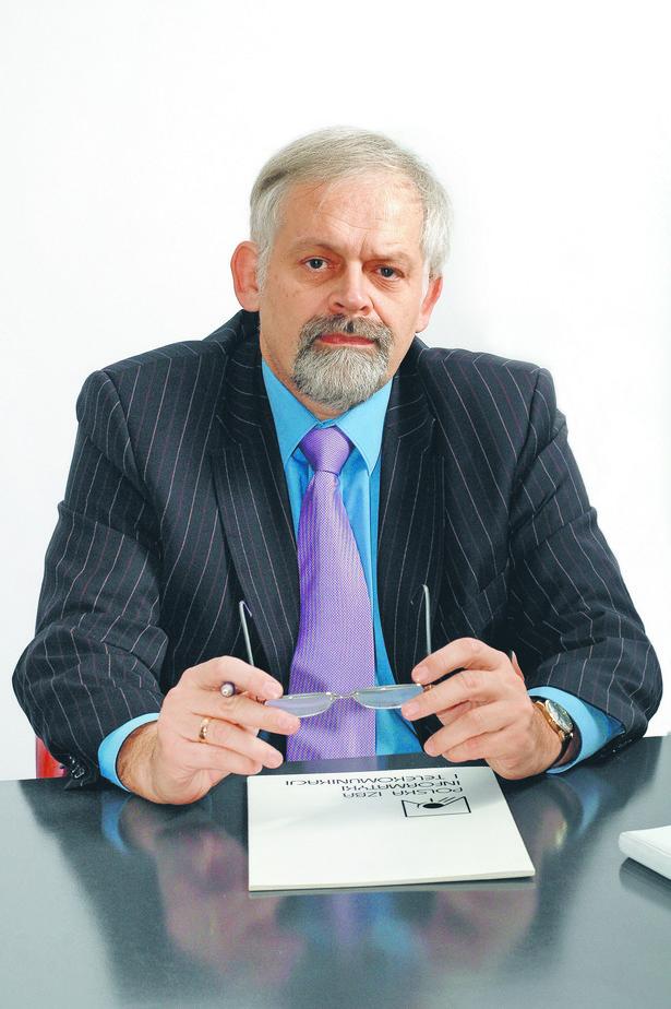 dr Wacław Iszkowski prezes Polskiej Izby Informatyki i Telekomunikacji