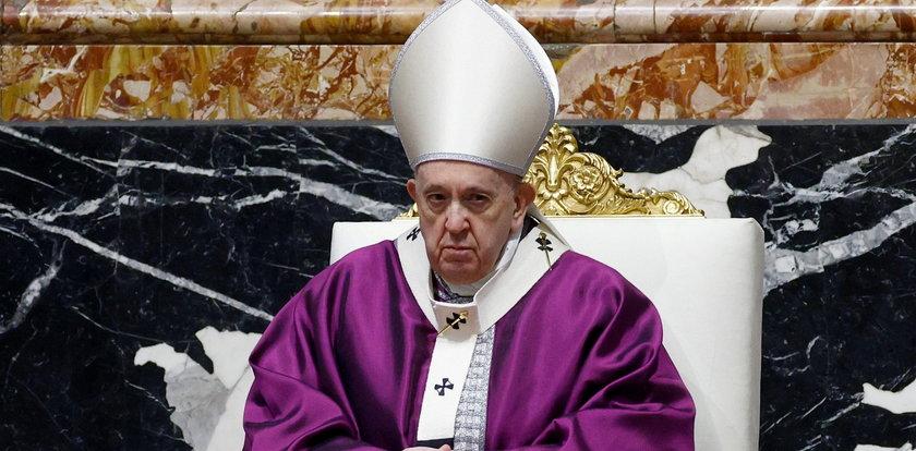 Papież Franciszek mówi o swojej śmierci. Czy będzie abdykował?