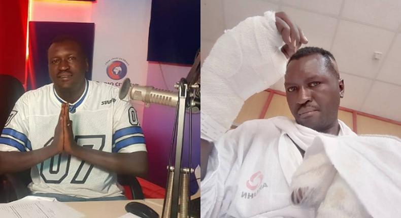 Radio Citizen Presenter Abdi Munai