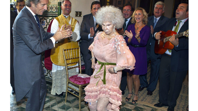 Ogniste flamenco w wykonaniu panny młodej