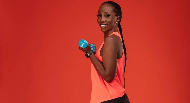 Media Personality Yvonne Okwara
