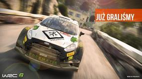 WRC6 - już graliśmy. Kylotonn lepsze niż Kubica