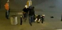 Krwawa jatka na warszawskiej Pradze. We dwóch rzucili się na przechodnia. To ich spotkało