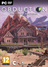 Okładka: Obduction