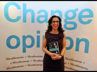 Jodi Kantor 'The Obamas' London Book Launch