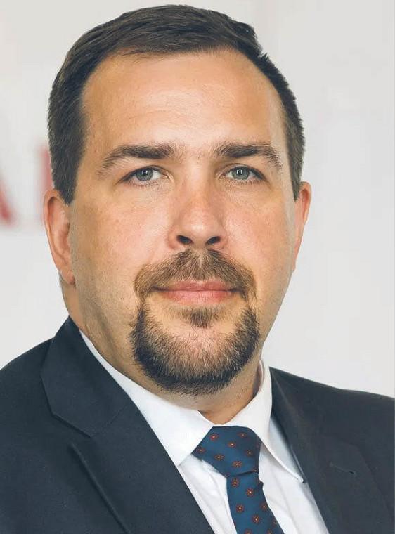 Piotr Łukasiewicz, dyplomata, pułkownik rezerwy, w latach 2012–2014 ambasador Polski w Afganistanie  fot. European Academy of Diplomacy
