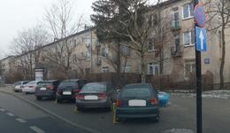 Straż miejska bierze się za źle zaparkowane auta