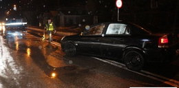 Pijany policjant potrącił rowerzystę? Jest akt oskarżenia