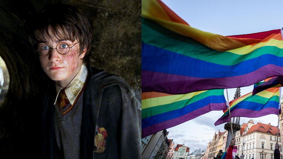 """""""Harry Potter"""" na Węgrzech tylko dla widzów dorosłych"""