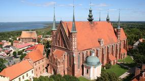 Na dachu katedry we Fromborku znaleziono kapsułę czasu