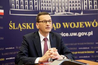 Morawiecki rozmawiał z przewodniczącym Rady Europejskiej. Wśród tematów m.in. o budżet UE
