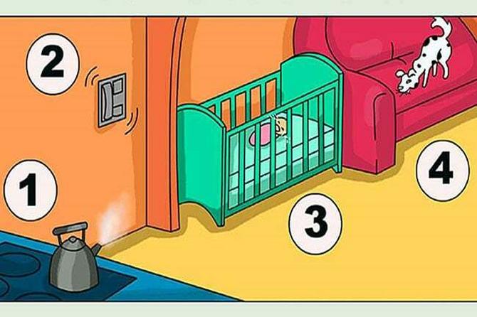 Pogledajte sliku i za TRI SEKUNDE odlučite koji problem ćete PRVO REŠITI: Vaš odabir otkriva šta vam je PRIORITET U ŽIVOTU