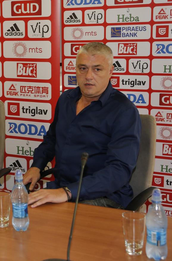 Predrag Danilović, predsednik KSS