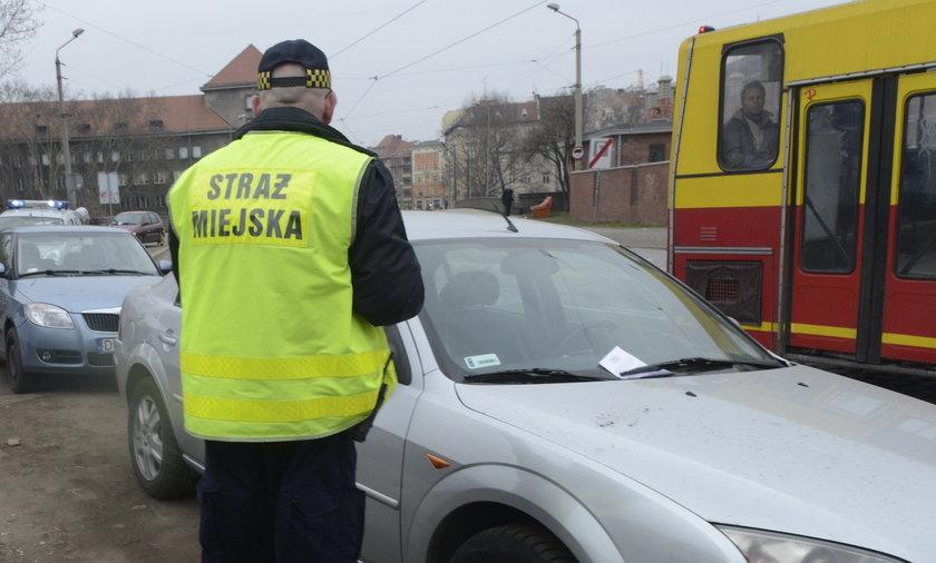 Straż Miejska we Wrocławiu