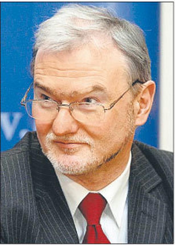 Wiceminister sprawiedliwości Igor Dzialuk dziś przedstawi projekt Fot. Artur Chmielewski