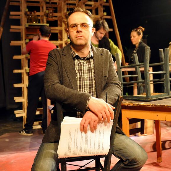 Reditelj Nemanja Ranković