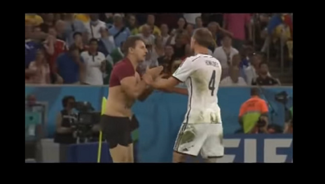 Vitalij Zdorovecki na Svetskom prvenstvu pre pet godina u Brazilu