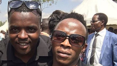 Mash Mjukuu clears the air on Papa Dennis' alleged jump from his studio