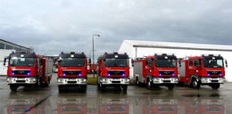 Strażacy dostali nowe wozy