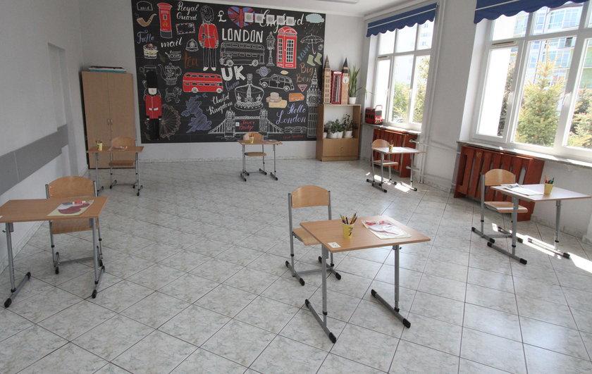 W ubiegłym roku jedna grupa uczniów przebywała w jednej wyznaczonej i stałej sali. Jak będzie teraz?