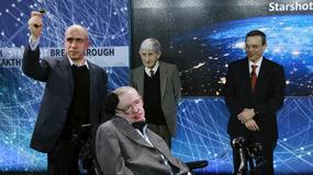 Stephen Hawking i rosyjski miliarder ogłaszają kosmiczny projekt. W 20 lat chcą dotrzeć do gwiazdy