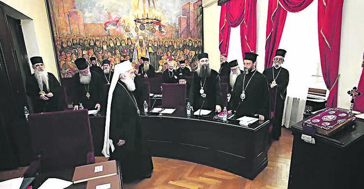 Sveti arhijerejski sabor SPC06 foto SPC