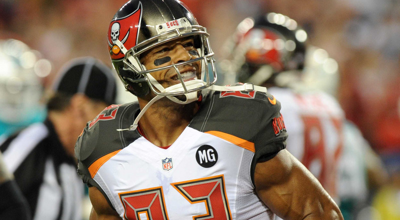 Former Buccaneers player Vincent Jackson found dead in hotel room