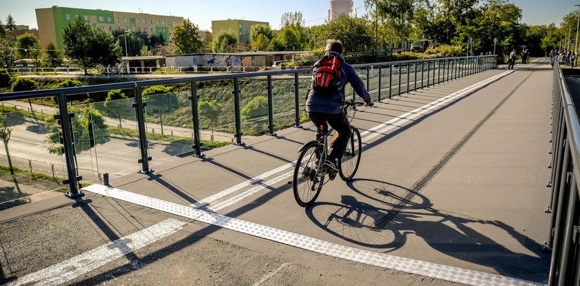 Jaworzno ma rowerową autostradę! Pierwsza taka w Polsce
