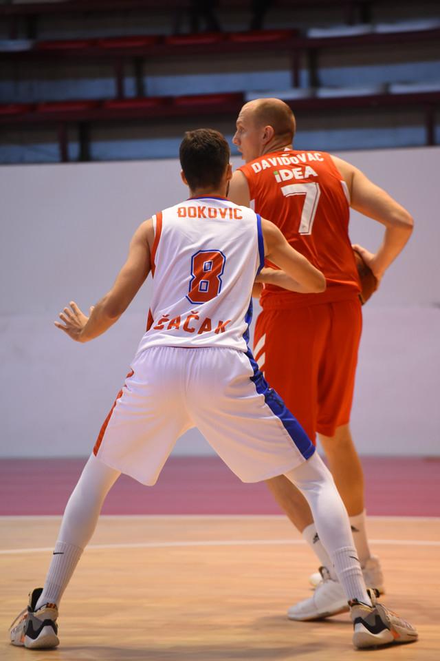 KK Crvena zvezda KK Borac