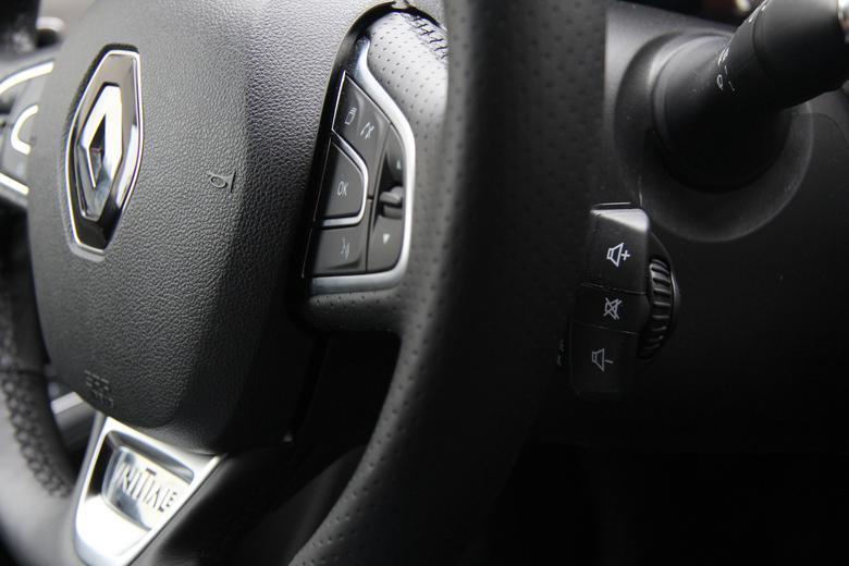 Renault Talisman: pilot w kolumnie kierownicy