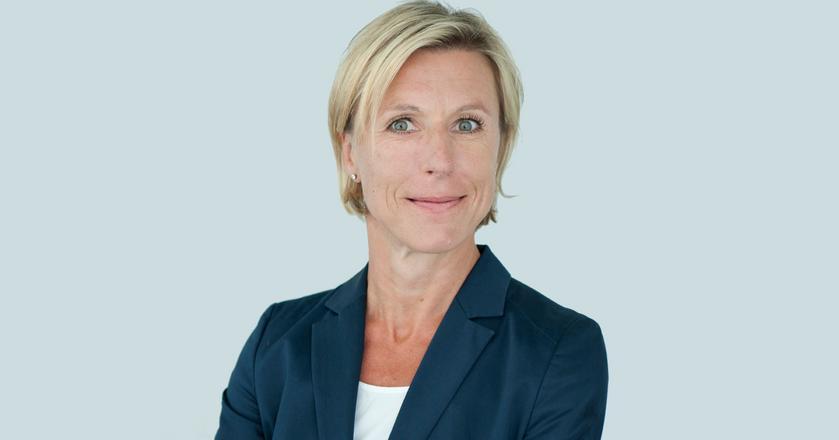 Claudia Hartwich, szefowa HR Microsoftu na Europę Środkowo-Wschodnią
