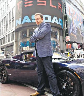 Pokerowa partia Tesla Motors: auto na prąd albo bankructwo