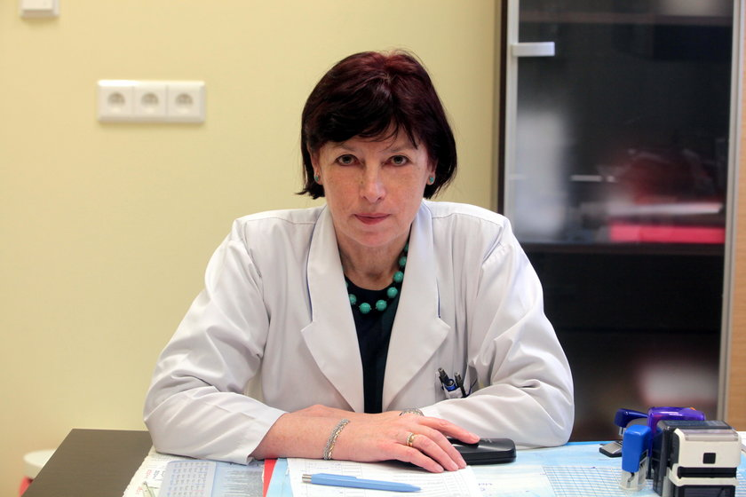 Lek. med. Maria Palasik, onkologi radioterapeuta