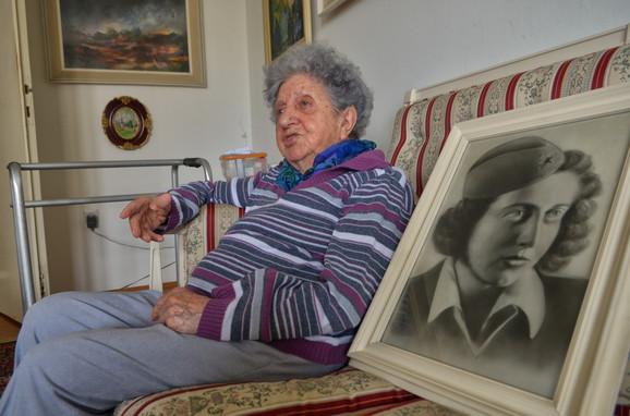 Žena heroj: Ida Sabo