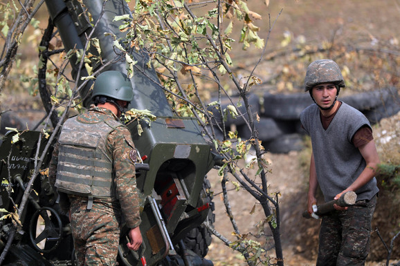 KLJUČNI GRAD U NAGORNO-KARABAHU Azerbejdžanska vojska se približila na 5 kilometara od Šušija